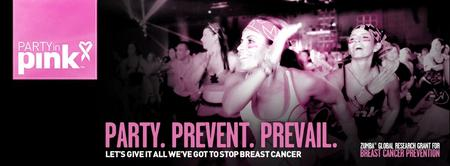 3-HOUR ZUMBATHON - Party in Pink - Breast Cancer...