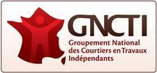 GROUPEMENT NATIONAL DES COURTIERS EN TRAVAUX INDEPENDANTS (GNCTI) logo