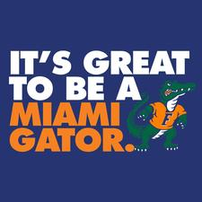 Gator Club of Miami logo