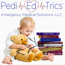 Pedi-Ed-Trics Emergency Medical Solutions logo