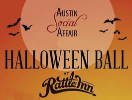 2nd Annual Haunted Halloween Ball, Benefiting LifeWorks