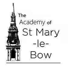 Academy of St Mary-le-Bow logo