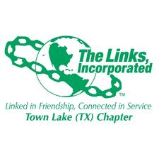 Town Lake Chapter of The Links, Incorporated logo