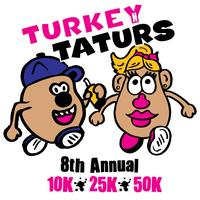 2013 Turkey & Taturs 50K, 25K, 10K  Trail Race
