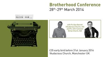 Brotherhood Conference 2014
