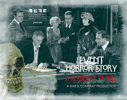 ISES NJ South presents - Event Horror Story- produced...