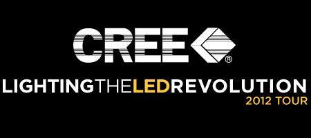 Philadelphia - Cree Lighting the LED Revolution Tour 2012...