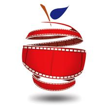 The Dominican Film Festival logo