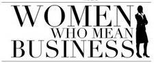 NOVA Women Who Mean Business logo
