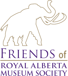 Friends of Royal Alberta Museum Society logo