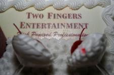 Two Fingers Entertainment logo