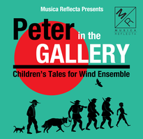 Peter in the Gallery: Children's Tales for Woodwind...