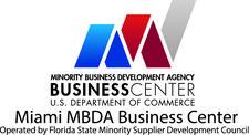 Miami MBDA Business Center logo