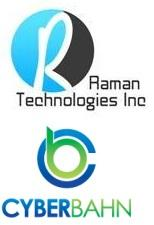 Raman Technologies, Inc. and CyberBahn Federal Solutions LLC logo