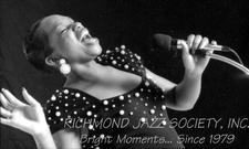 Richmond Jazz Society, Inc. logo
