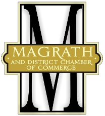 Magrath and District Chamber of Commerce Society logo
