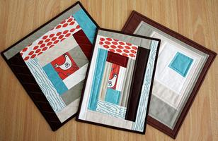 Modern Quilting: Variations on the Log Cabin