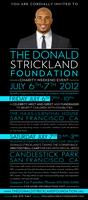 The Donald Strickland Foundation Celebrity Meet and Gre...