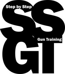 Step by Step Gun Training logo