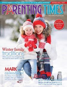Ottawa Parent Times Magazine logo