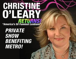 An Evening with Christine O'Leary