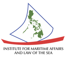 UP Institute for Maritime Affairs and Law of the Sea logo