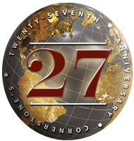 Cornerstone's 27th Anniversary