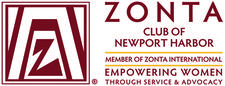 Zonta Club of Newport Harbor logo