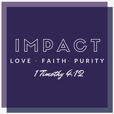 The People's Community Baptist Church, I.M.P.A.C.T Young Adult Ministry  logo