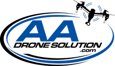 AA Drone Solution logo