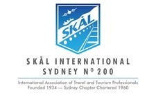 Skal International Sydney logo