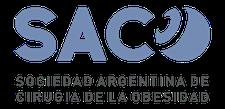 Sociedad Argentina de Cirugia de la Obesidad logo