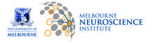 Melbourne Neuroscience Institute, University of Melbourne  logo