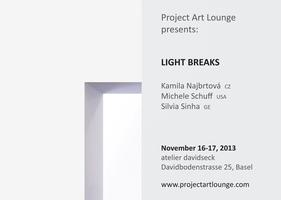 LIGHT BREAKS - Art Exhibit and Vernissage (FREE)