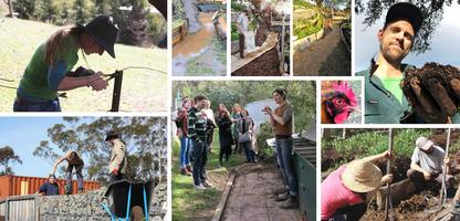 Permaculture Design Course Farm Stays