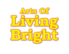 Arts of Living Bright logo