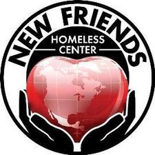 New Friends Homeless Center/ http://shelter2017.eventbrite.com  logo