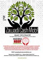 Zawadi Cash Mob!