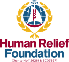 Human Relief Foundation logo
