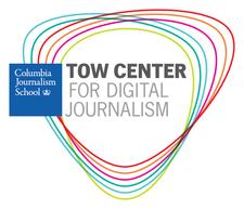 The Tow Center for Digital Journalism, Columbia Journalism School logo