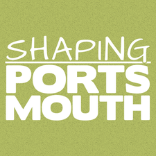 Shaping Portsmouth logo
