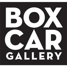 Boxcar Gallery logo