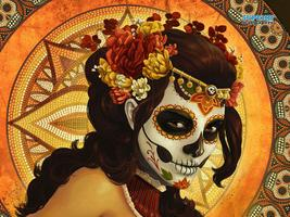 Dia De Los Muertos Celebration at The Witch's Garden