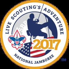 2017 National Scout Jamboree logo