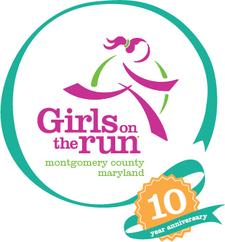 Girls on the Run of Montgomery County and The fitCene logo