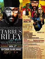 Tarrus Riley & Friends Live with the Blak Soil Band...