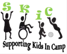Supporting Kids In Camp logo