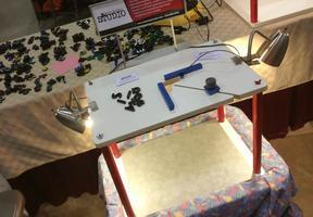 Stop Motion Animation @ the Columbus Mini Maker Faire