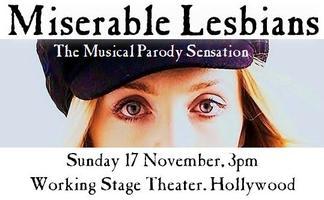 """Miserable Lesbians """"LA Performance"""""""