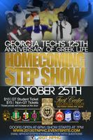 2013 NPHC Homecoming Step Show
